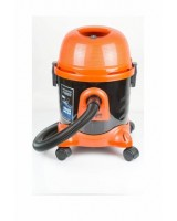 FANTOM Sessiz Küre Toz Torbalı Elektrikli Süpürge Kırmızı KEA-SPRG-FNT-00056
