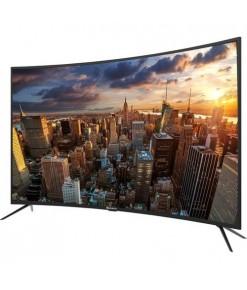 """Sunny 55"""" 139 Ekran Uydu Alıcılı 4K Ultra HD Curved Smart LED TV"""