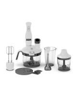 SEM Problade Sk 235 Blender Seti Full Multiset SEM 002