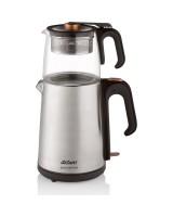 Arzum AR 3024 Çaycı Heptaze Çay Makinesi - Inox / Cam