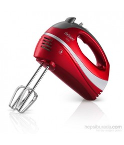 Arzum AR1023 Mixxi Mikser Kırmızı