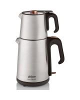 Arzum AR3023 Çaycı Heptaze Çay Makinesi - Inox