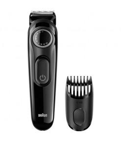 Braun BT3020 Sakal Kırpma / Kesme Makinesi Siyah - Kablosuz Saç / Sakal Şekillendirme Makinesi