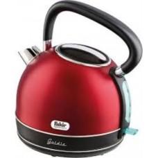 Su Isıtıcı - Fakir Goldie 1,7 lt 2200 W Paslanmaz Çelik Su Isıtıcı - Kırmızı