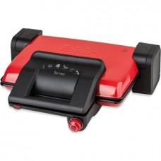Tost ve Izgara Makinesi - Fakir Torreo Tost Makinesi Rouge Kırmızı