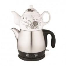 Çay Robotu & Makinesi - King 315P Lea Porselen Demlikli Çay Makinesi