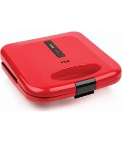 King K 642 Gurme Mini Tost Makinesi - Kırmızı
